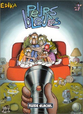 Edika, tome 27 : Peurs bleues