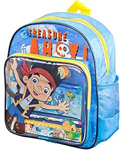 DISNEY THEME CHARACTER SCHOOL BAG WITH PENCIL SET (JAKE)