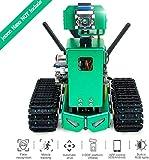 HARLT AI Robot per NVIDIA Jetson Nano, codifica Robotica Kit con Pilota Automatico, Oggetto di monitoraggio, del Viso e del riconoscimento dei Colori