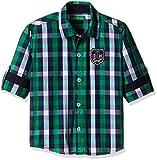 #8: PalmTree Baby Boys' Shirt (131010210652 1350_Green_12-18 months)