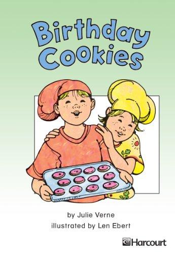 Birthday Cookies por Julie Verne
