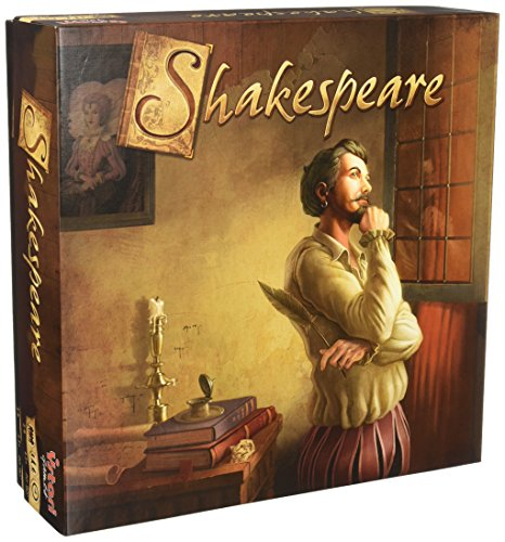 Shakespeare Board Game by Asmodee