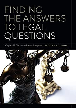 Descargar Epub Finding the Answers to Legal Questions