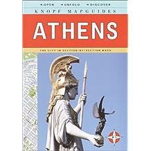 Knopf MapGuide: Athens (Knopf Mapguides)