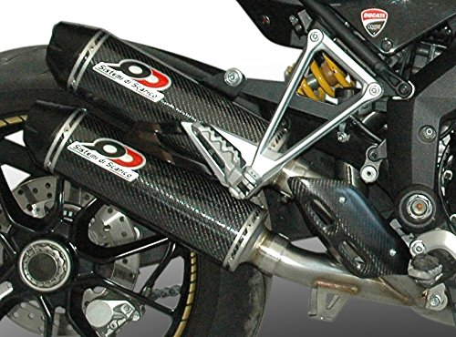 Ducati Multistrada 120020102014Auspuff Komplett EURO3