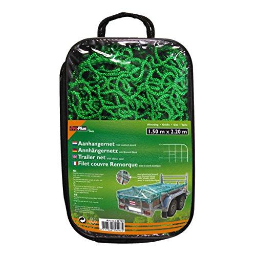 ProPlus 340709- Malla para remolque con cuerda elástica