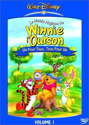Le Monde magique de Winnie l'Ourson - Vol.1 : Un pour tous, tous pour un