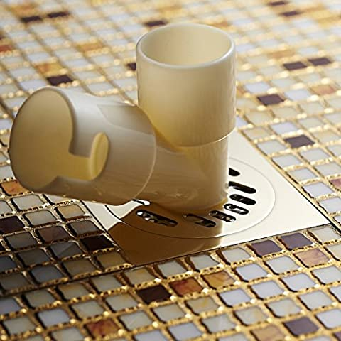 Scarico a pavimento rame deodorante/ perdita di servizi igienici-E