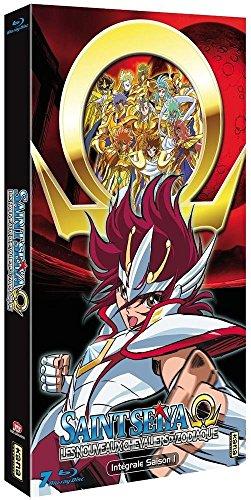 Saint Seiya Omega : Les nouveaux Chevaliers du Zodiaque - Intégrale Saison 1 [Édition Limitée]
