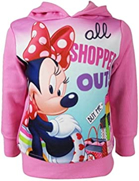 Disney Minnie Mouse Capucha–Sudadera para mujer
