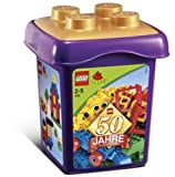 LEGO Steine 3191 Jubiläumseimer DUPLO - 50 Jahre LEGO GmbH