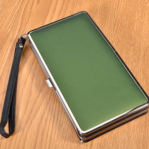 Portafogli da Donna Borsa con diamante tacchi alta modello, Sunroyal Multifunzionale [Grande capacità] Smartphone Wristlet Custodia Case Cover per iPhone 7 /7Plus /6S /6S Plus /6 /6Plus /SE /5S, Samsu Modello 34