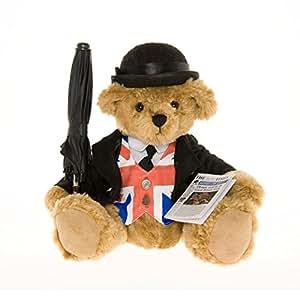 Ours en Peluche Gentleman Londonien - La Great British Teddy Bear Company