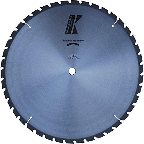 Kien Esberger 31600 Construction, HW, Nombre de dents : 42 à ongles résistant à lame de scie circulaire Diamètre 600 mm x 3,8 mm x 30 mm