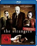 The Strangers - Unrated [Blu-ray]
