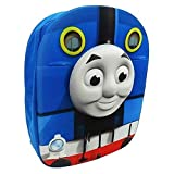 Thomas the Tank Engine Backpack Zainetto per bambini, 34 cm, 81 liters, Blu (Blue)