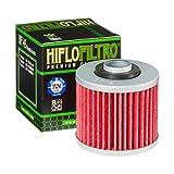 Ölfilter HIFLOFILTRO für Yamaha XV 750 Virago Gussrad 4FY1 4FY 1992- 1994 56 PS, 41 kw