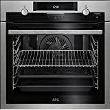 AEG BPE551320M Electric oven 71L A+ - Horno (Medio, Electric oven, 71 L, 71 L, 30 - 300 °C, 3 shelves)