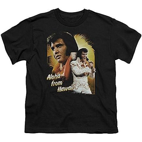Elvis-- -giovani Aloha In Black