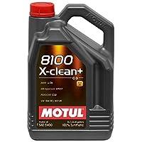 Moteur Huile de graissage 8100 X-CLEAN+ 5W30 5L pas cher