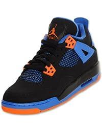 Air Jordan 4Retro Big Kids estilo: 408452–027–Tamaño: 7