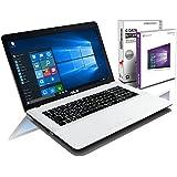 ASUS F751M (17,3 Zoll) Notebook (Intel N3540 Quad Core 4x2.66 GHz, 8GB RAM, 1000GB S-ATA HDD, Intel HD Graphic, HDMI, Webcam, USB 3.0, WLAN, DVD-Brenner, Windows 10 Professional 64-Bit #4950