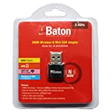 iBall Baton 300M Wireless-N Mini USB Ada...