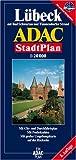 ADAC Stadtpläne, Lübeck mit Bad Schwartau -