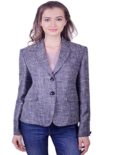 Lee Marc Solid Casual Blazer For Women's  available at amazon for Rs.1099