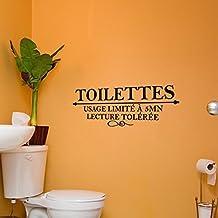 Amazon.fr : deco toilette