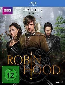 Robin Hood - Staffel 2, Teil 1 [Blu-ray]