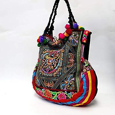 Boho Women Handtasche Blume
