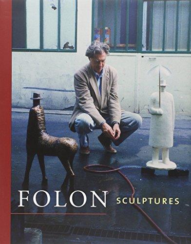 Folon : Sculptures par Guy Gilsoul