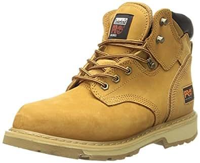 Timberland Pro Men S Pitboss 6 Quot Soft Toe Boot Amazon Co