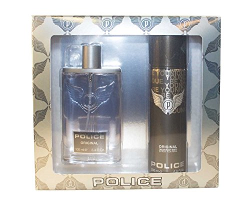 Police-Eau de Toilette 100 ml Spray Deo e 200 ml