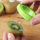 Coeus Frutas verduras peladas dispositivo de corte kiwi cavar núcleo pelador de cocina máquina de cortar espiral