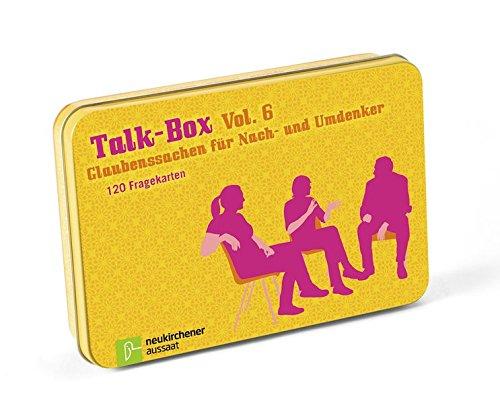 Talk-Box Vol. 6 - Glaubenssachen für Nach- und Umdenker - Talk