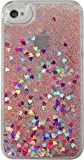 The Kase Paris Bling Bling Coque Pailletée pour Apple iPhone 4/4s, Pink Lady