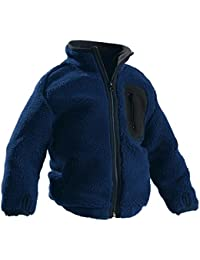 Blakläder 487925058800C116tamaño C116Kids Pile–Chaqueta para hombre, color azul marino