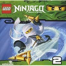 Lego Ninjago (CD 2) [Import Allemand]