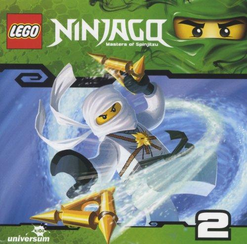 Preisvergleich Produktbild Lego Ninjago: Meister des Spinjitzu (CD 2)