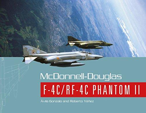 McDonnell-Douglas F-4C/RF-4C Phantom II por Gonzalo Avila
