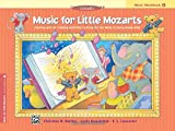 Little Mozarts Workbook 1 --- Piano - Various --- Alfred Publishing