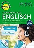 PONS Audiotraining Plus Englisch: Für Anfänger und Fortgeschrittene - hören, besser verstehen u. leichter sprechen