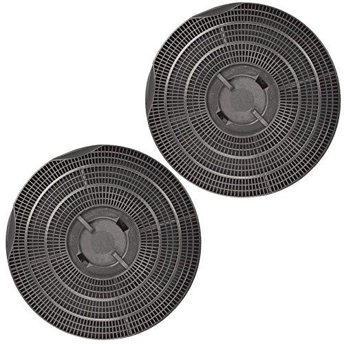 Spares2go Tipo 30carbono carbón ventilación filtro para Fagor campanas extractoras (Pack de...