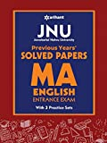 JNU Previous Year Solved Papers M.A. English
