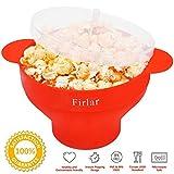 Firlar Mikrowellen-Popcorn-Topf, stabile, praktische Griffe,...