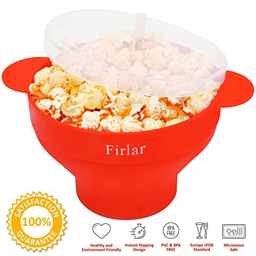 Firlar Microwave Popcorn Popper