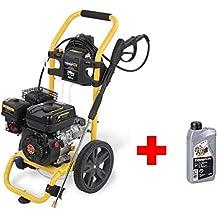 Gasolina limpiador de alta presión Motor de gasolina 186–206Bar 4especial Boquillas con motor de aceite