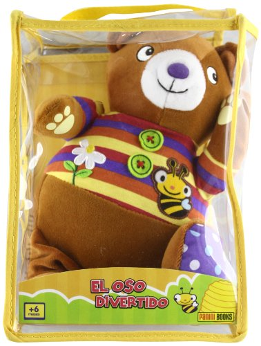 Oso divertido, el (peluche) (Animales Divertidos/ Fun Animals) por Aa.Vv